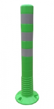 Flexible Delineator Post 750mm, green