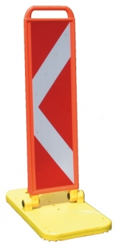 Folding beacon, arrow shape, RA2 - horizont