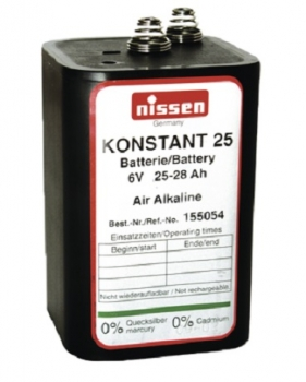 Constant 25 batteries - nits