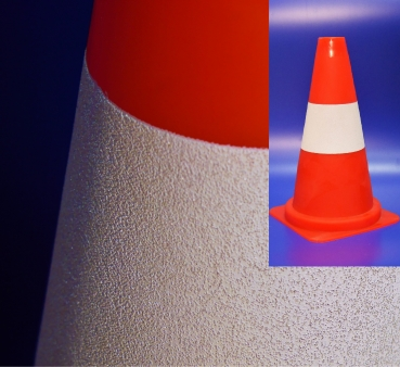 Traffic cone 300 mm MK