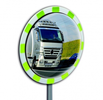 Traffic mirror polycarbonate 360