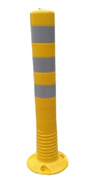 Flexible Delineator Post 750mm, yellow