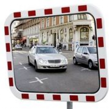 Traffic mirror INOX 40 x 60