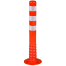 Flexible Delineator Post 750mm – UT 2501, orange